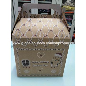 China Chocolate box made of paper. any size and design are available