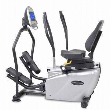 Taiwan Dual Action Recumbent Elliptical Bike Used as Rehabilitation and Fitness for Senior Care  sc 1 st  Global Sources : reclining elliptical machines - islam-shia.org