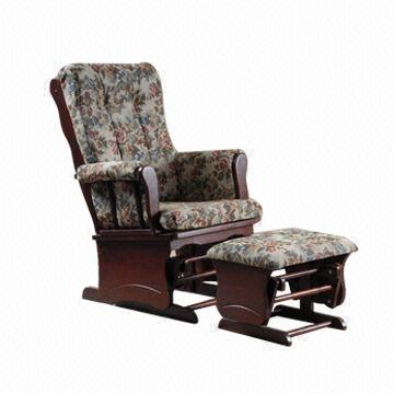 Superb China Antique Glider Chair With Romantic, Classic And Safety Features