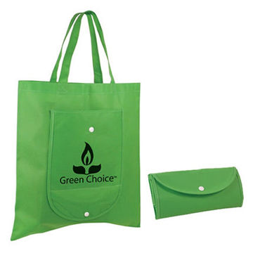 528a72e3527 China eco-friendly non woven material fashion foldable promotional shopping  bag ...
