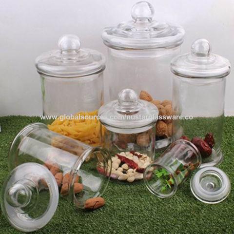 China Air Gl Storage Jars From