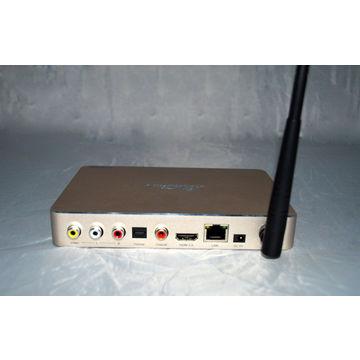 China Cloudnetgo Metal Case 4k Tv Box Rk3368 Ubuntu Andr from
