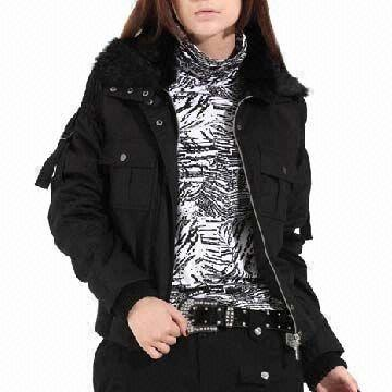 Women's Winter Jackets, Suitable for Cool Season, OEM Orders are ...