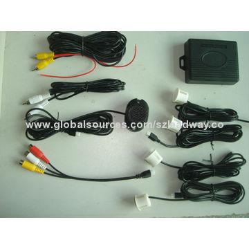 China Car video parking sensor
