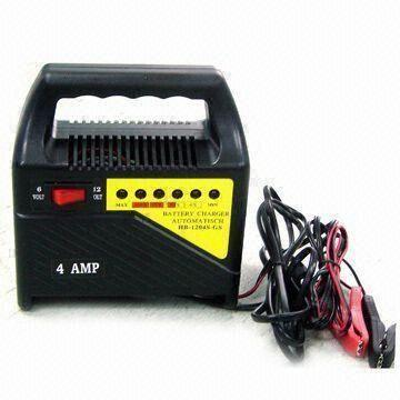 China Car Battery Charger With 12v Dc Output