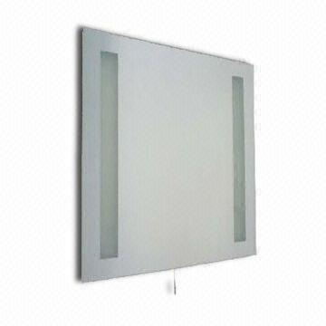Bathroom Mirrors With Lights Built In hong kong sar 230v pull-cord bathroom mirror light with built-in