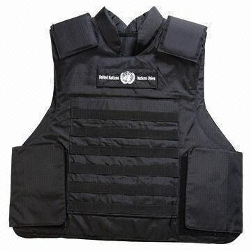 how to make a bulletproof vest