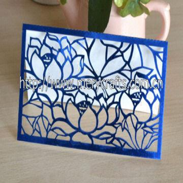 68221a91d4 2014 New Cards Design ! Laser Cut