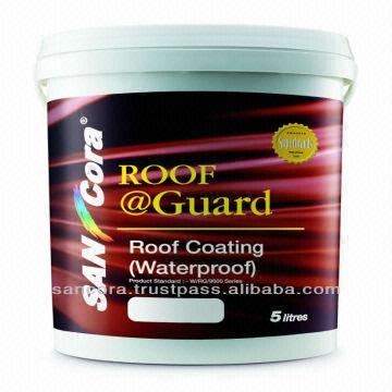 Charming Malaysia ROOF COATING   SANCORA ROOF@GUARD (Roof Coating [Waterproof])