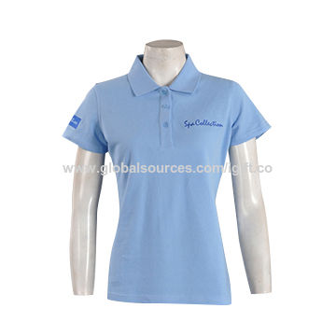 7b2c5241 Macau SAR Women's short-sleeved polo shirts, original Made of 100% Cotton  Add ...