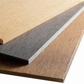 Wood Composite Flooring wood-plastic composite with 10 to 350mm width, used for indoor