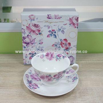 ... food China 20pcs bone China dinnerware set pink floral design cutting edge shape ... & China Dinnerware set from Shenzhen Trading Company: Shenzhen Wayone ...