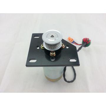 China 24V Motor Assy, DC Servo, x - Axis, Ametek Pittman 9236E837 For Gerber XLP Plotter Part 94744001