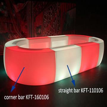 LED Light Up Tables China LED Light Up Tables