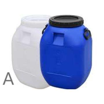 50L Plastic Barrel Open Top / 55 Gallon Plastic Barrel