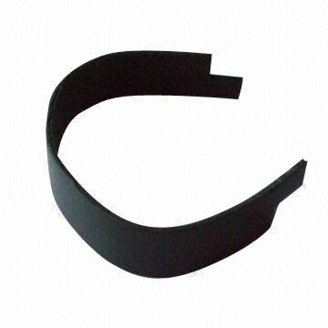 PTFE Pison Ring with Carbon Fiber, No Burr After Cutting