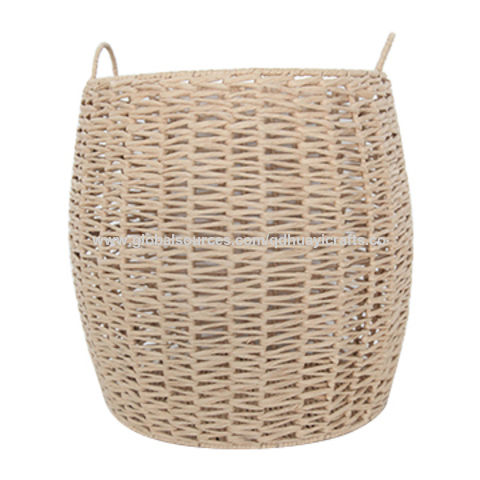 Exceptionnel China Paper Rope Storage Basket With New Style