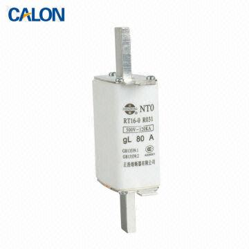 Nt0 Hrc Fuse Link / Low Voltage Fuse Types / Nt Fuse   Global Sources