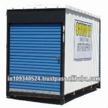 portable storage containers used cold storage container mobile