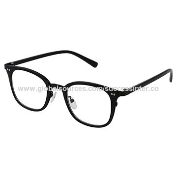 fd21c5578358 China 2018 New Fashion Men s Classic Style Eyeglasses Optical Glasses with  TR90 Material ...