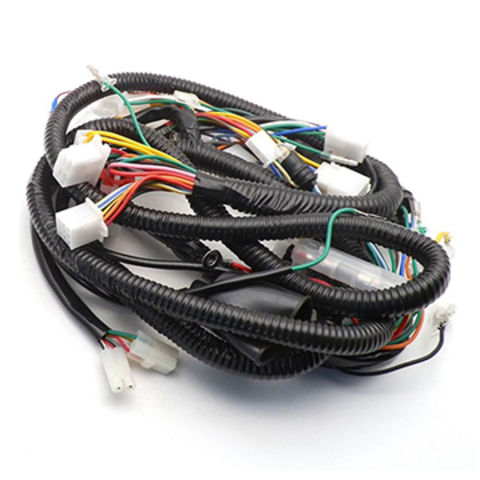 Strange China Auto Wiring Harness From Shenzhen Manufacturer Shenzhen Wiring 101 Photwellnesstrialsorg