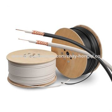 China Factory Price RG6 Coaxial Cable, Used for CCTV