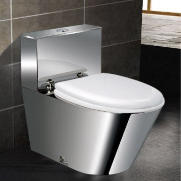 Sensational Gravity Dual Flushing Stainless Steel Toilet Toilet Bowl Bralicious Painted Fabric Chair Ideas Braliciousco