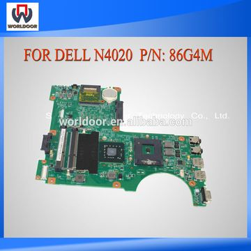 Wholesale Intel GM45 Motherboard For DELL Laptop N4020 86G4M
