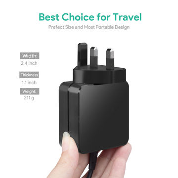 China USB-C PD Charger, USB Type-C PD charger,45W 65W USB Type C Power adapter for laptop tablet mobile