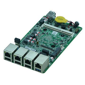 Customized pfSense 3 Ethernet Port Firewall J1900 Server