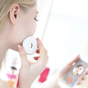 Smart Skincare Companion with Bluetooth