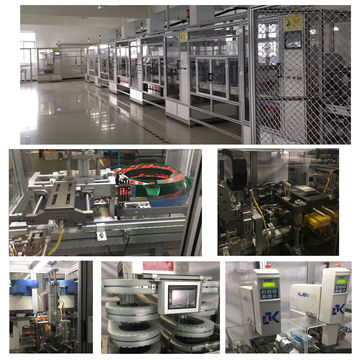 China MCB Automatic Assembly and Testing Equipment