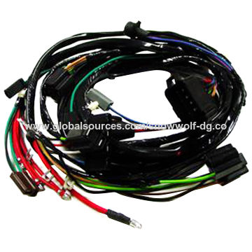 oem odm aeg electrolux washing machine wiring harness global sources rh globalsources com Aerospace Wire Harness Cable and Wire Harness