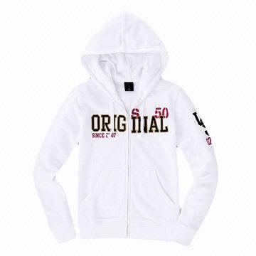 8956cea0e11a5 Plain white ladies  hoodies China Plain white ladies  hoodies