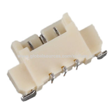 China 1.25mm wire to board connector, vertical type, PA9T(UL94V-0), Molex replacement, SGS/CE Mark