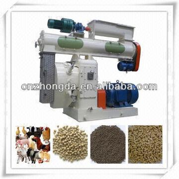 Factory Directly Sale Poultry Feed Machine For To Make The Pellet
