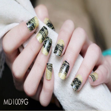 Nail Polish Sticker with Lace Design | Global Sources