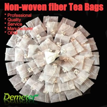 China Nonwoven Fabric Tea Filter Empty Bags