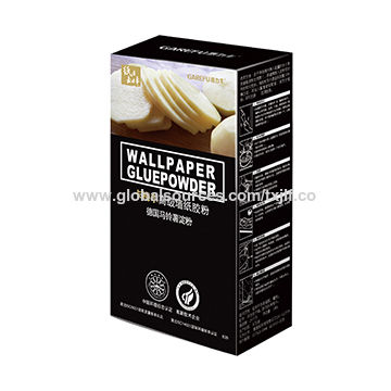 Hot Selling Wallpaper Glue Powder Adhesive With Strong Viscosity