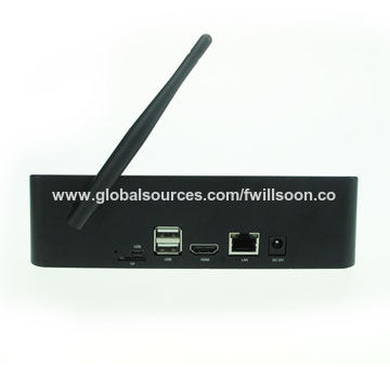 "China Intel Atom Baytrail-T CR Z3735F Quad-core Dual Boot Intel Windows10 TV Box 7"" Tablet Mini PC"