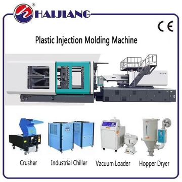 8 oz plastic jars injection molding machine