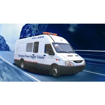 Iveco 50KW-88KW Emergency Power Supply Vehicle (Mobile