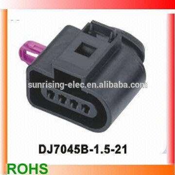 4 way female volkswagen flat auto wiring harness connector global rh globalsources com