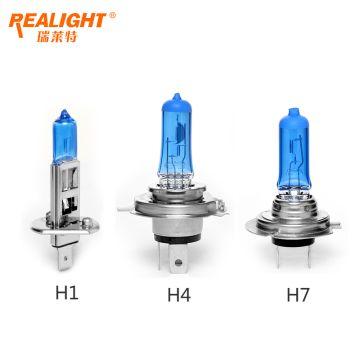 ... China Auto Car Lamp Halogen Bulb H1 H3 H4 H7 H8 H9 H11 9