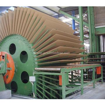 China High density fiber board