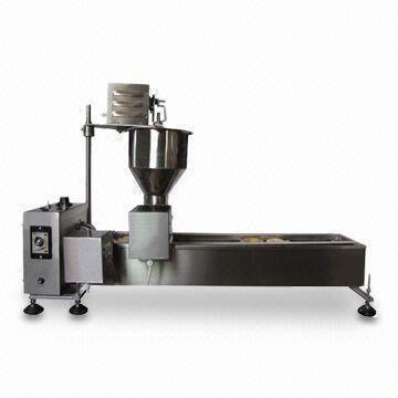 Electric Auto Mini Donut Machine With 220v Or 110v Voltage Easy