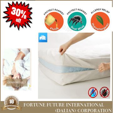Dust Mite Pillow Covers Fascinating Cheap Hot Selling Anti Dust Mite Mattress Cover With Zipper Global
