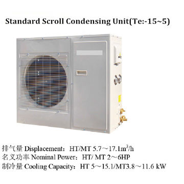 Scroll Compressor Condensing Unit | Global Sources