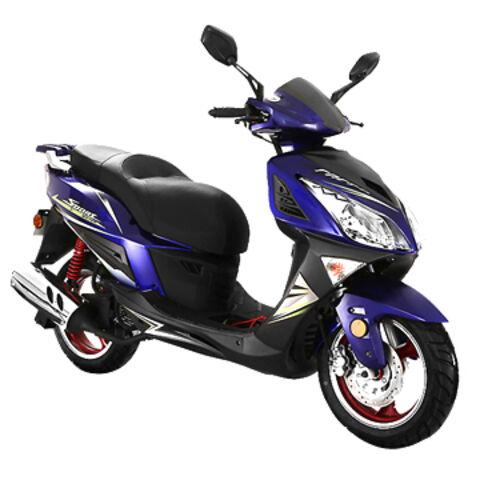 China Motor Scooter from Taizhou Trading Company: Zhongneng Vehicle