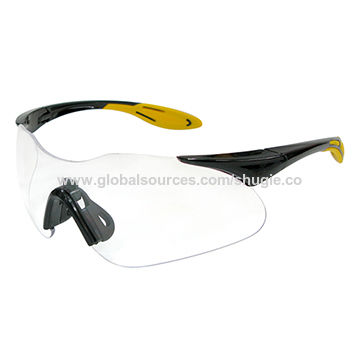 Taiwan Trendy Safety Glasses, Sports Temple Grip, Non-Slip Nose Pad ...